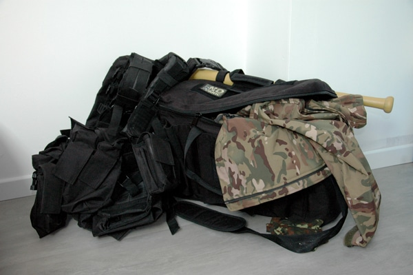 Duty pack intervention