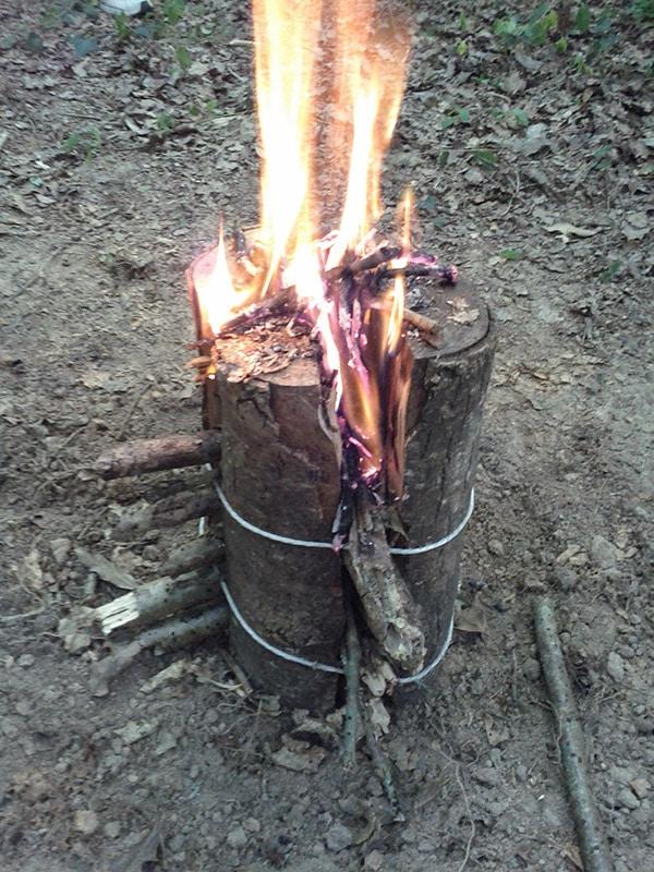La torche su doise nopanic - Autorisation de faire du feu dans son jardin ...