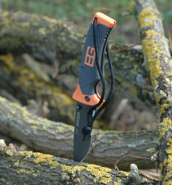 Gerber Bear Grylls Series Folding Lockback