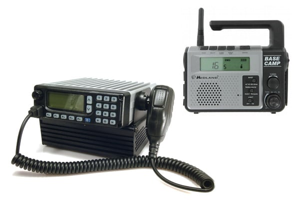 Radiocommunication mobile