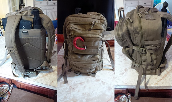 3 la survie des couteaux//3 Imperméable Allumettes urgence survie Prepper Bug Out Bags
