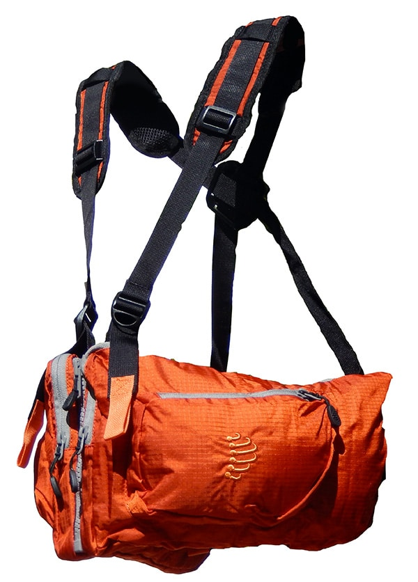 Ribz Front Pack modèle M orange