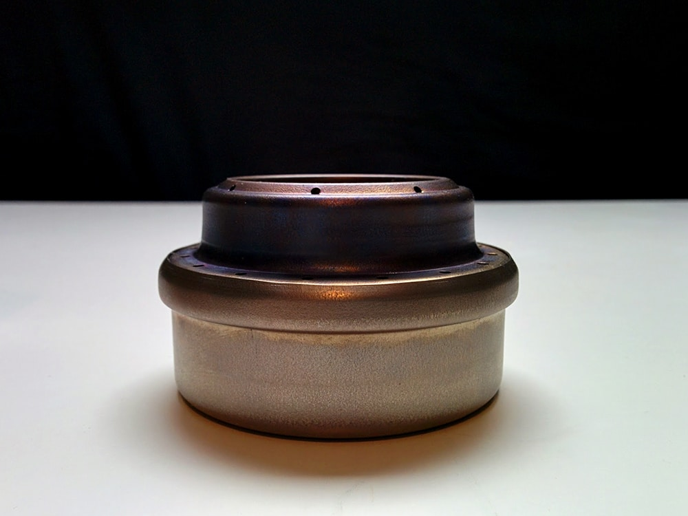 Titanium Alcohol Stove d'Evernew
