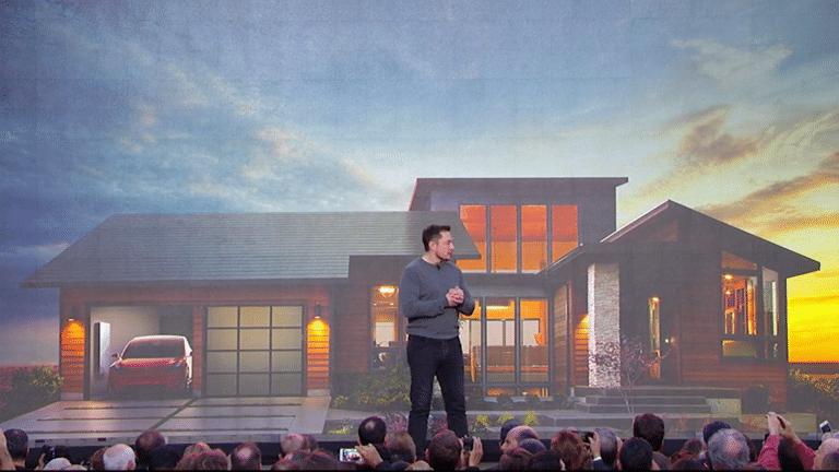 le toit solaire inaugure le d but de l 39 autosuffisance lectrique nopanic. Black Bedroom Furniture Sets. Home Design Ideas